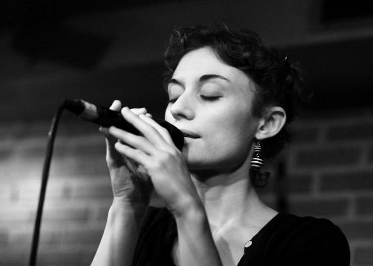 Virginie Capizzi & Paul Anquez Jazz Songs? à Paris 1er
