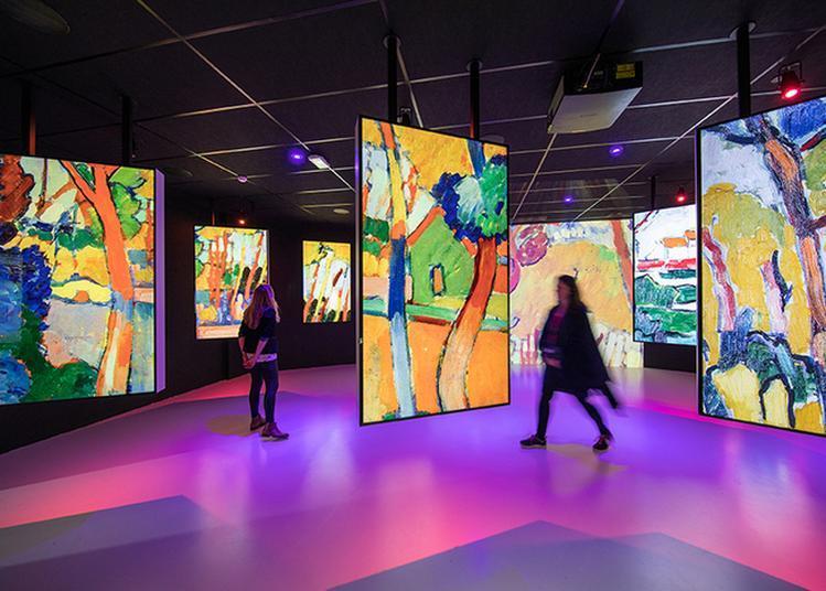 Vision Impressionniste Au Château D'auvers-sur-oise à Auvers sur Oise