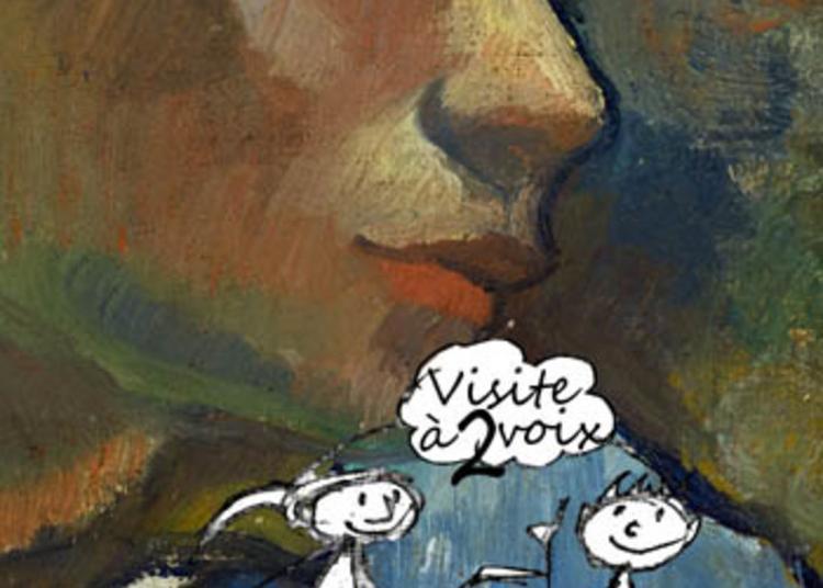 Visite à 2 Voix Pour Jeune Public Te Souviens-tu ? ... C'était Après L'impressionnisme à Toulouse
