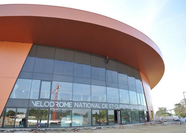 Visite À Deux Voix Du Vélodrome National à Montigny le Bretonneux
