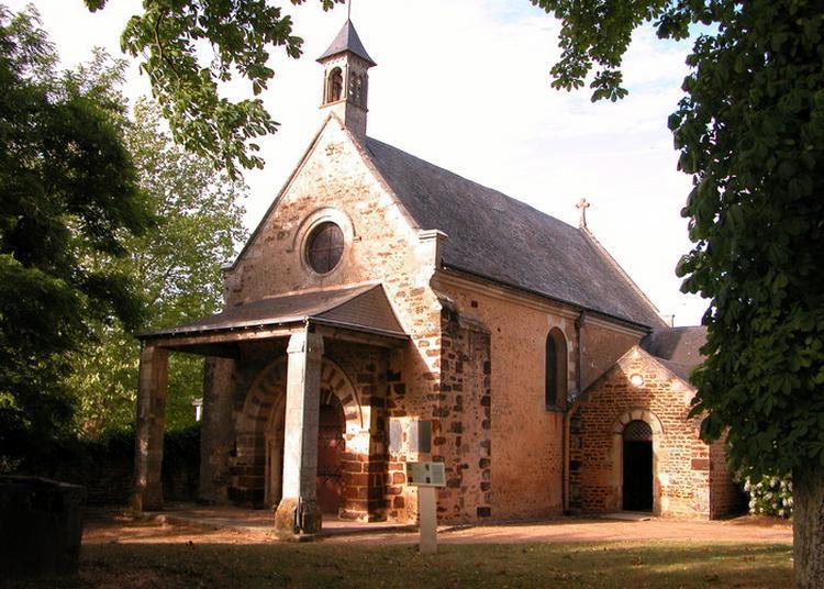 Visite à La Chapelle Notre-dame-des-vertus à La Fleche