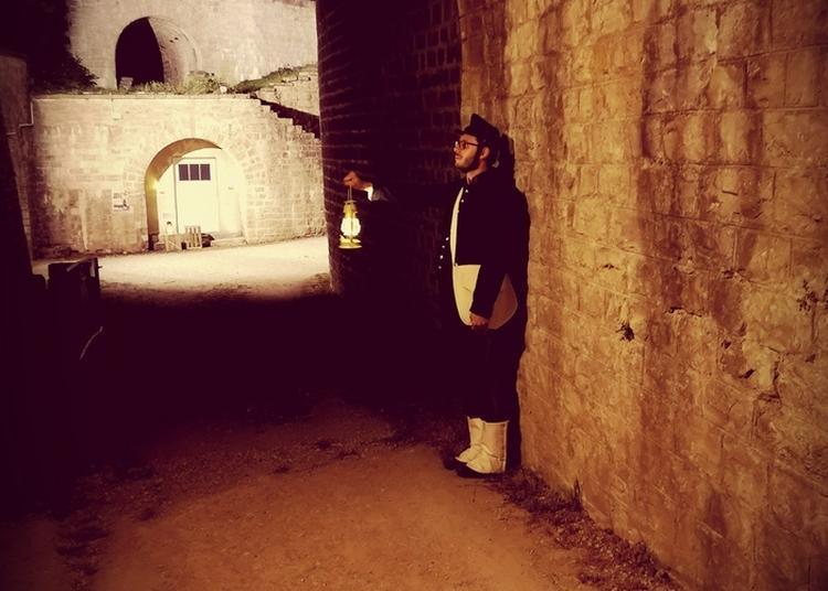 Visite à La Lanterne Au Fort Du Mont-bart à Bavans