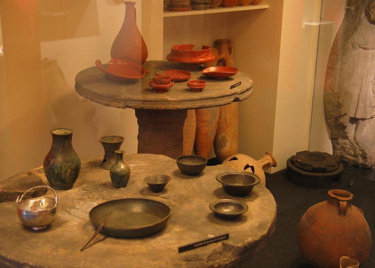 Visite A La Table Des Gallo-romains à Metz