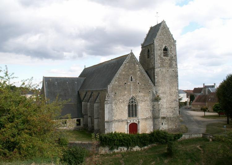 Visite Accompagnée De L'église St Rigomer De Saint-rémy-du-val (72600) à Saint Remy du Val