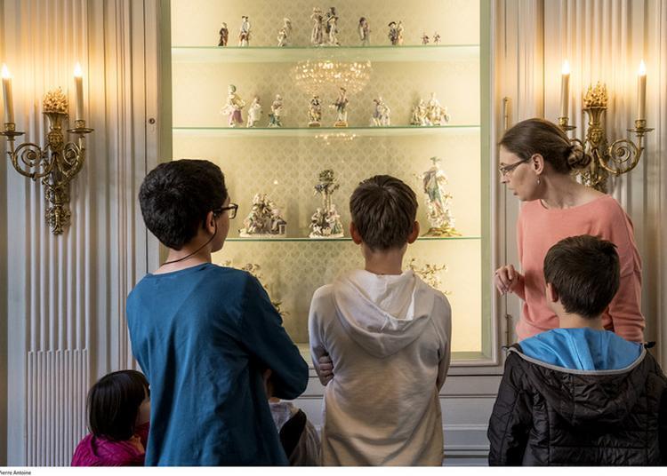 Visite-animation En Famille - Visite Surprise Dans Les Collections à Paris 3ème