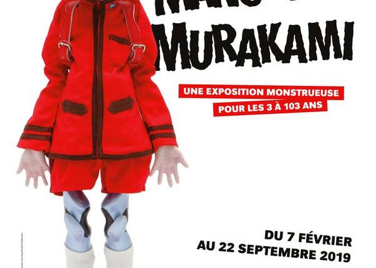 Visite Animée Pour Les Enfants De 5 à 12 Ans De L'exposition Monstres, Mangas Et Murakami à Paris 1er