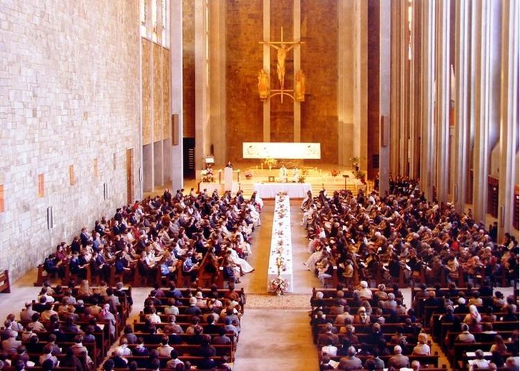 Visite Architecturale De L'église Saint-louis à Brest