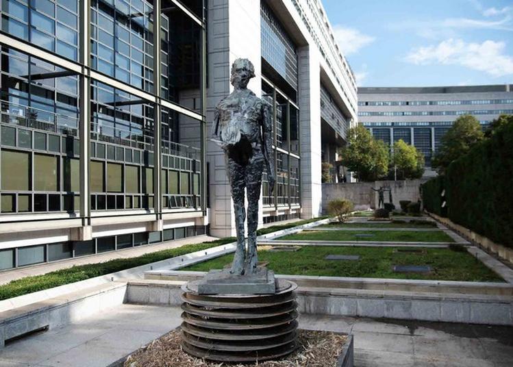 Visite Artistique Et Architecturale Des Ministères économiques Et Financiers à Paris 12ème