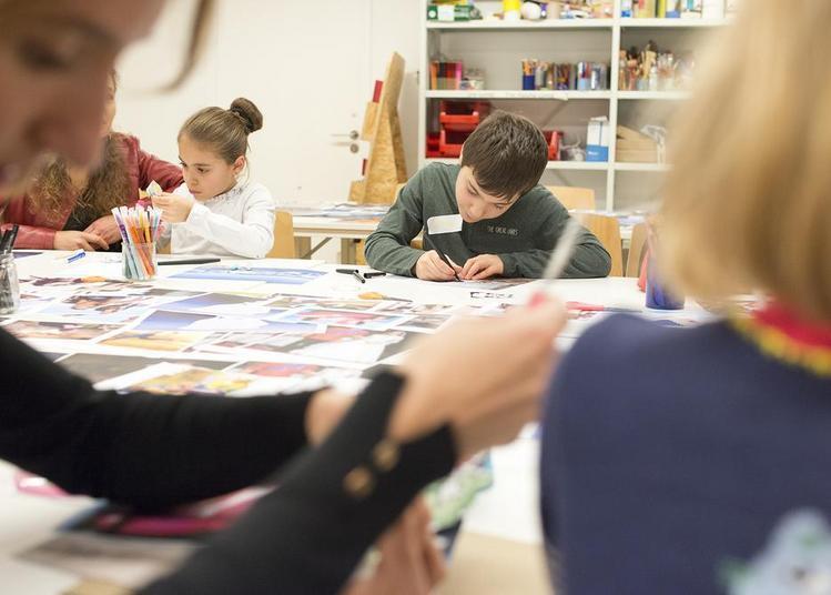 Visite-atelier parents-enfants à Besancon