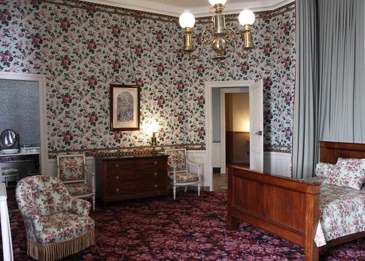 Visite Avec Conférencier Des Appartements D'invités à Compiegne