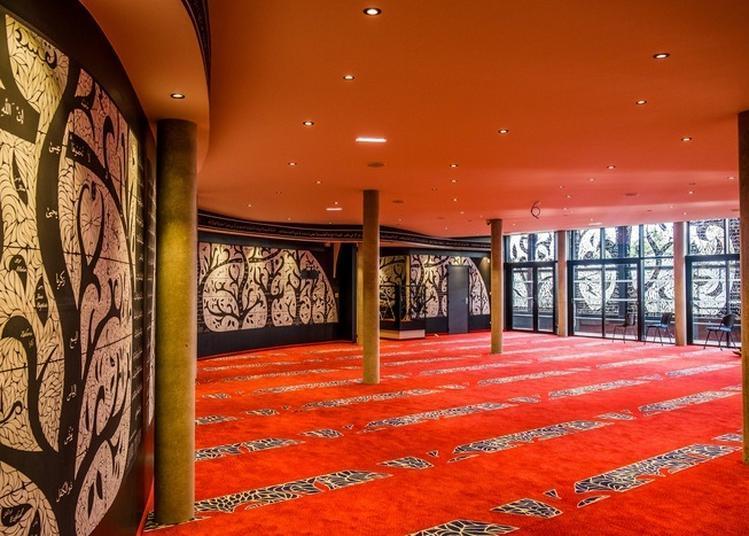 Visite Centre Culturel Des Musulmans De Trélazé. à Angers