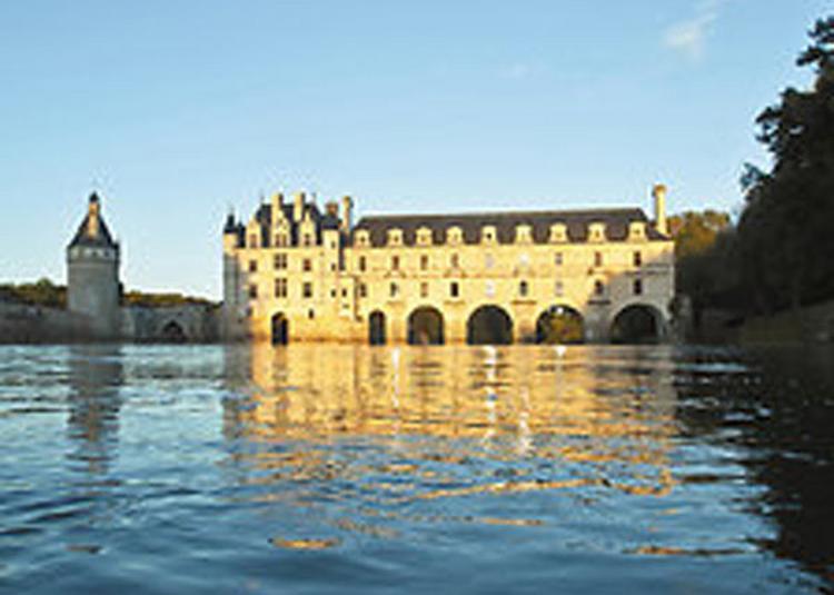 Visite Chateau + Jardins à Blere