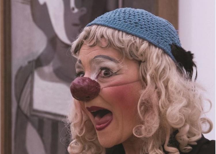 Visite Clownesque : Les Petits Impromptus De Mademoiselle Maria K Dans La Neustadt (traduction En Lsf Ou Lpc) à Strasbourg