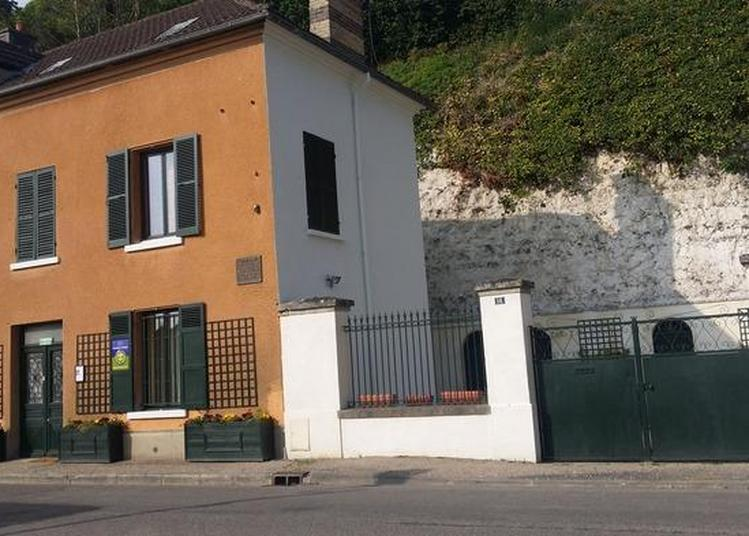 Visite Commentée à Vetheuil