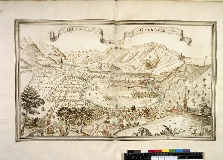 Visite Commentée. à Grenoble
