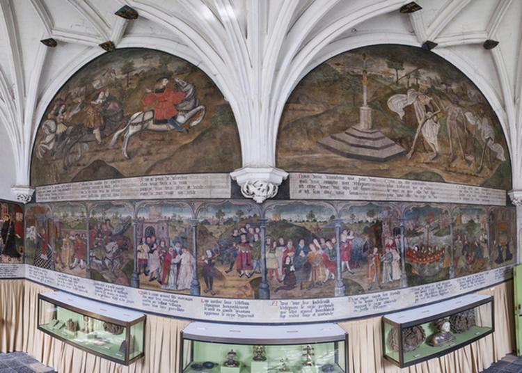 Visite Commentée à Saint Riquier