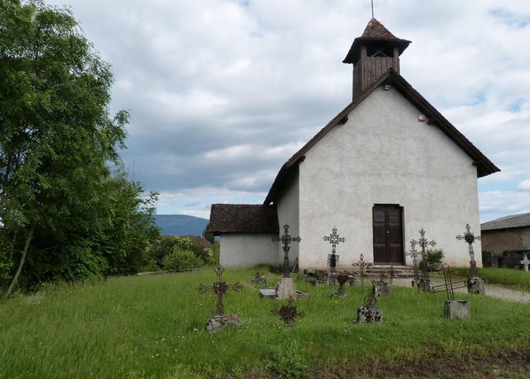 Visite Commentée Chapelle Saint-Hilaire D'Avaux à Romagnieu
