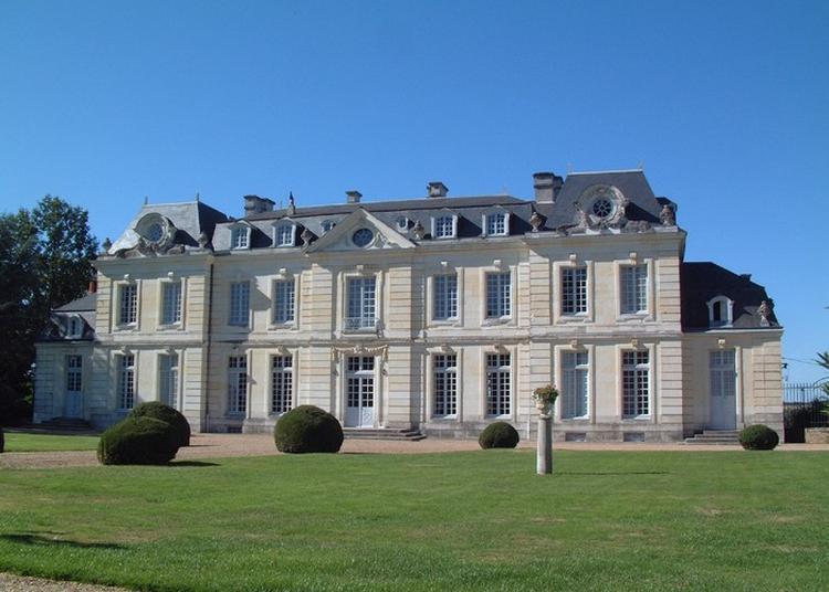 Visite Commentée du Château de la Moustière à Vicq sur Nahon