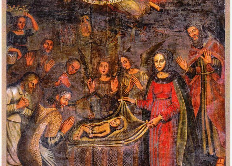 Visite Commentée - Église Notre-Dame de l'Assomptio à Besset