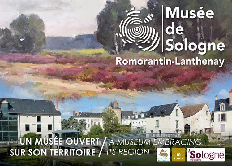 Visite Commentée à Romorantin Lanthenay