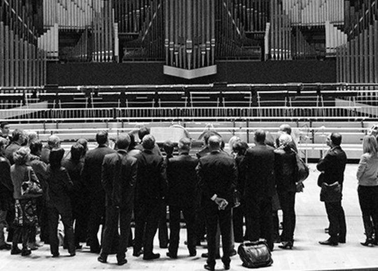Visite Commentée À La Découverte De L'orgue. à Lyon