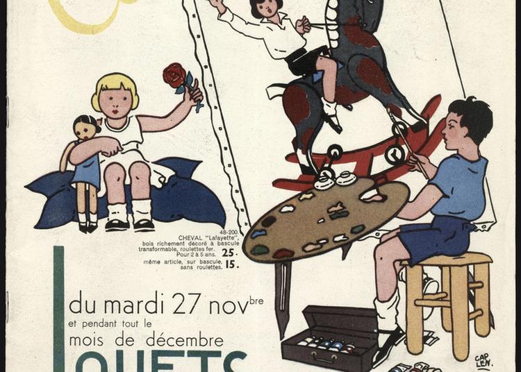 Visite Commentée À La Découverte Des Galeries Lafayette à Paris 9ème