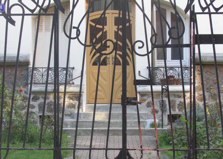 Visite Commentée Architecture Art Déco/art Nouveau à Nogent sur Marne