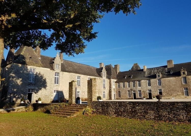 Visite Commentée Au Château De Callac à Plumelec