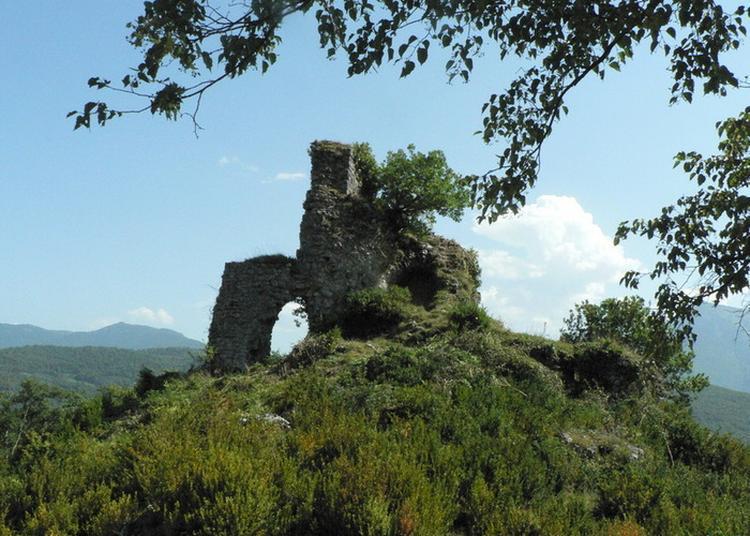 Visite Commentée Au Château Médiéval à Regades