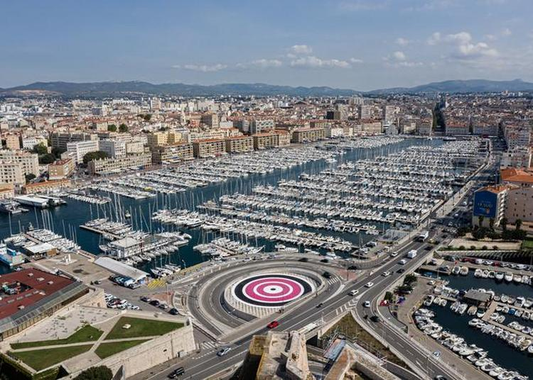 Visite Commentée D'oeuvres D'art Urbain Contemporain à Marseille