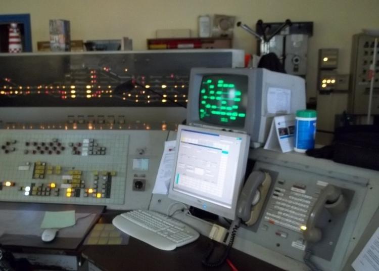 Visite Commentée D'un Poste D'aiguillage Sncf à Nogent sur Marne
