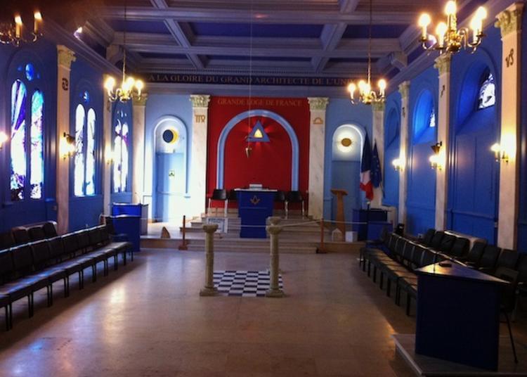 Visite Commentée D'un Temple De La Grande Loge De France à Dijon