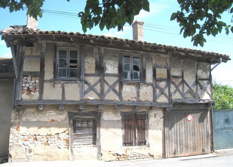 Visite Commentée D'une Maison Ancienne Dans Bâgé-le-châtel. à Bage le Chatel