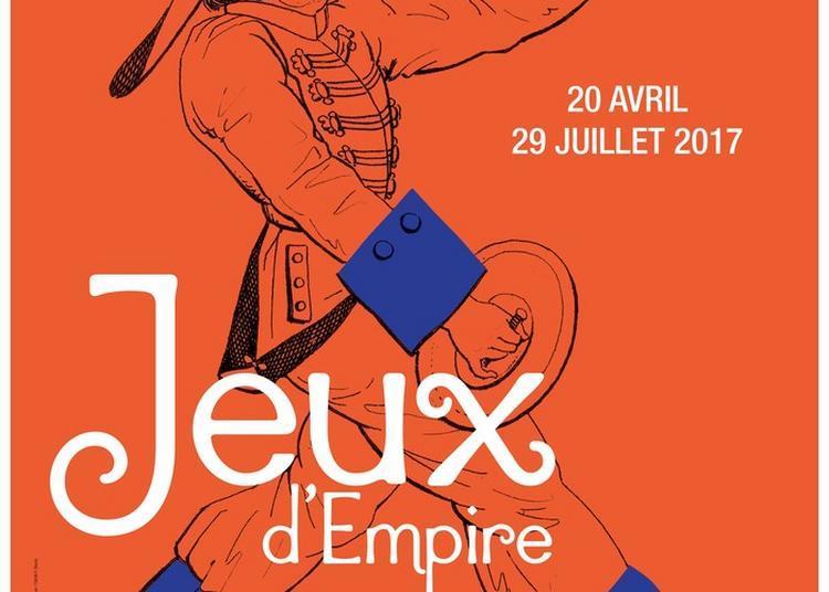 Visite Commentée De Jeux D'empire à Boulogne Billancourt