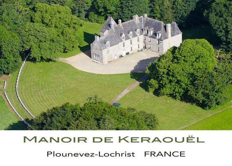 Visite Commentée De Keraouël, Un Manoir Du Léon à Plounevez-lochrist à Plounevez Lochrist