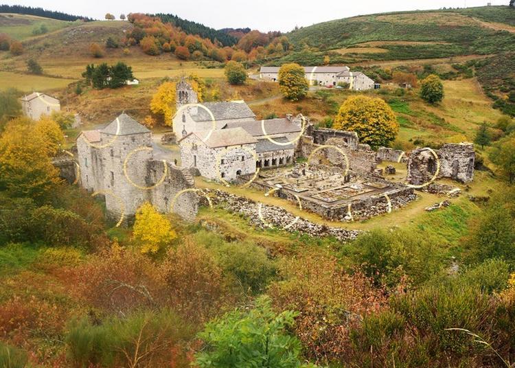 Visite Commentée De L'abbaye Cistercienne De Mazan. à Mazan l'Abbaye