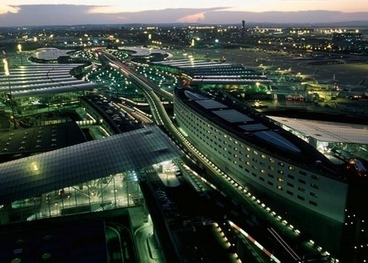 Visite Commentée De L'aéroport Paris-charles De Gaulle à Roissy en France