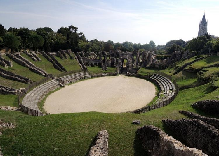 Visite Commentée De L'amphithéâtre Gallo-romain à Saintes