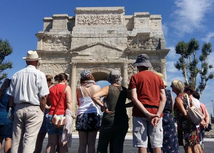 Visite Commentée De L'arc De Triomphe 1°s. à Orange