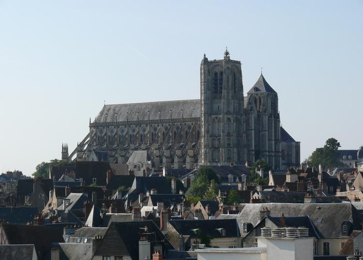 Visite Commentée De L'architecture Et Des Décors à Bourges