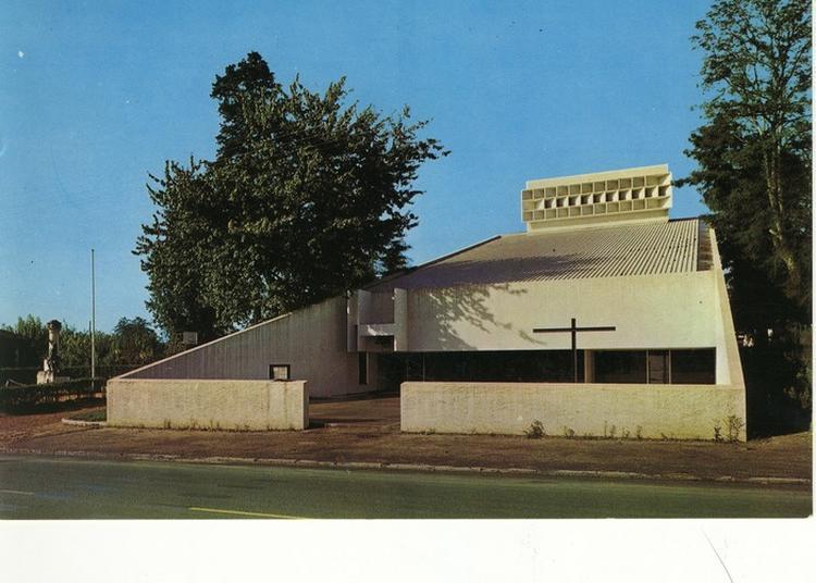 Visite Commentée De L'église à Villenave d'Ornon