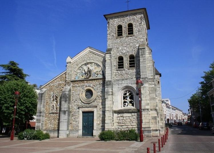 Visite Commentée De L'église à Fresnes