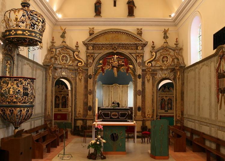 Visite Commentée De L'eglise à Bonchamp les Laval