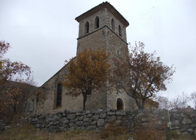 Visite Commentée De L'église à Montfroc