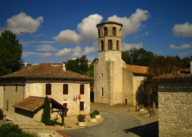 Visite Commentée De L'église Abbatiale Saint-eugène De Vieux