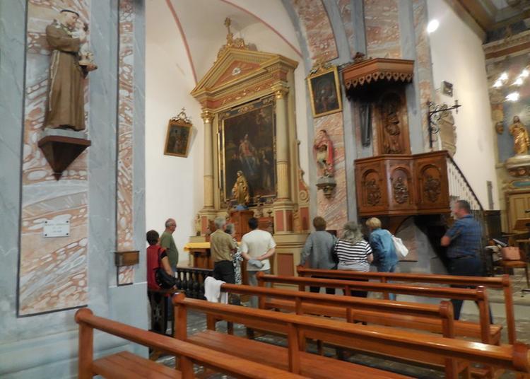 Visite Commentée De L'église D'argentine. à Argentine
