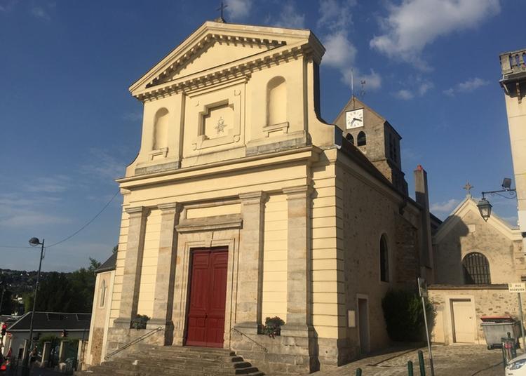 Visite Commentée De L'église D'orsay à Orsay