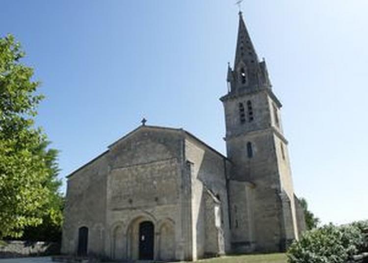 Visite Commentée De L'église De Cartlègue à Cartelegue