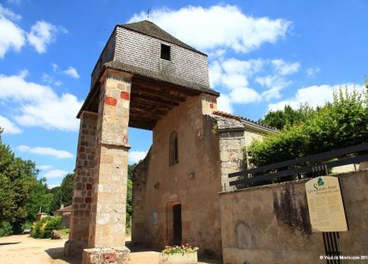 Visite Commentée De L'église De Lavault-sainte-anne. à Montlucon
