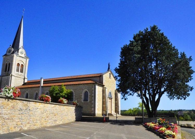 Visite Commentée De L'église De Polliat
